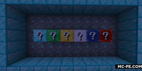 Простые Лаки блоки [1.16] (Lucky Blocks)