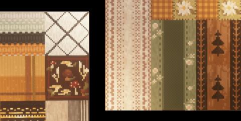Реалистичные ковры [1.16] (Nox's Better Carpets)