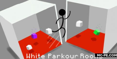Паркур в белых комнатах [1.16]