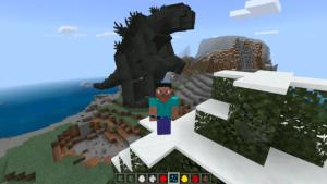 Мод Godzilla Legacy [1.16] [1.15] [1.14] (Годзилла и огромные монстры)
