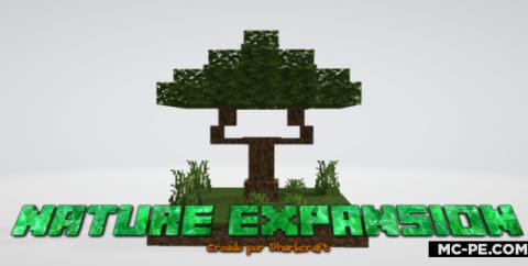 Мод на реалистичные деревья [1.16]
