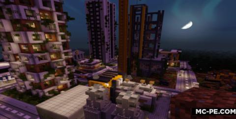 Зомби апокалипсис в городе [1.16] [1.15] [1.14] (Zombie Apocalypse City)