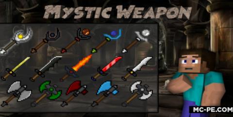 Магическое оружие [1.16]