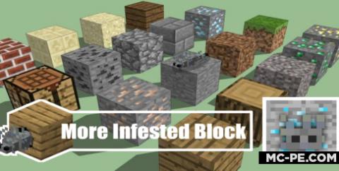 Зараженные блоки [1.16]