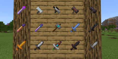 Безумное оружие и пушки [1.16]