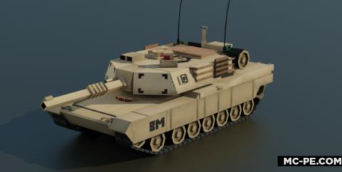 Мод на танк М1А2 Абрамс [1.16]