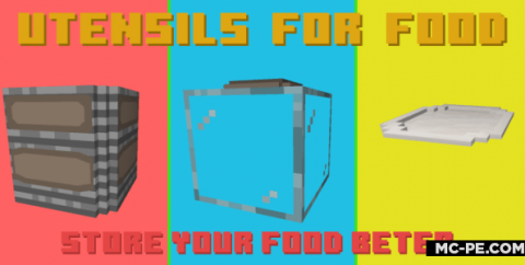 Utensils for Food [1.16] (посуда для еды)