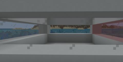 Бесшовные текстуры стекла [1.16] [1.15] [1.14] (Borderless Glass)