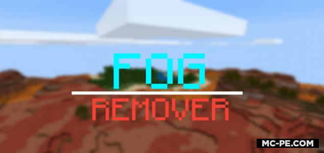 Удаление тумана [1.14] [1.13] [1.12] (Fog Remover)