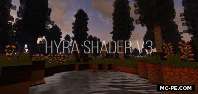 Хайра [1.16] [1.15] [1.14] (Hyra Shaders PE)
