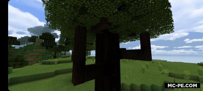Реалистичный деревья [1.16] [1.15] [1.14] (Realistic Trees)