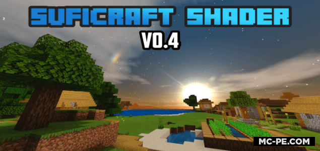 СуфиКрафт [1.14] (SufiCraft Shader)