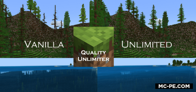 Улучшение ванильных эффектов [1.16] (Vanilla Quality Unlimiter)
