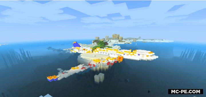 Самолет упал на остров [1.16]