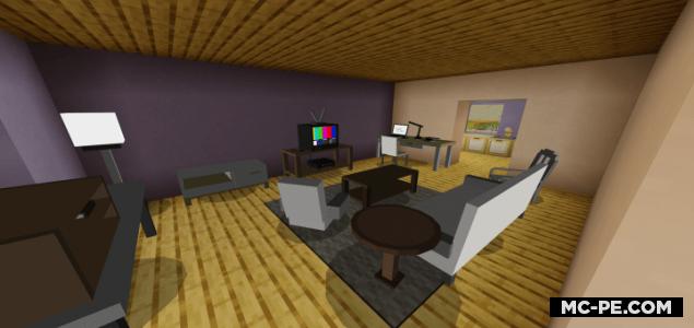 Мебель для Гостиной [1.16] [1.14] (Umäk Furniture: Living Room)