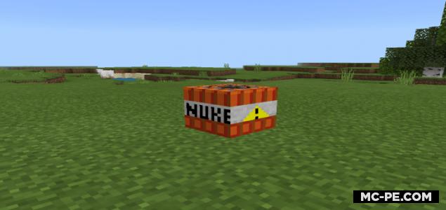 Мини Ядерная бомба [1.16] (Nuke)