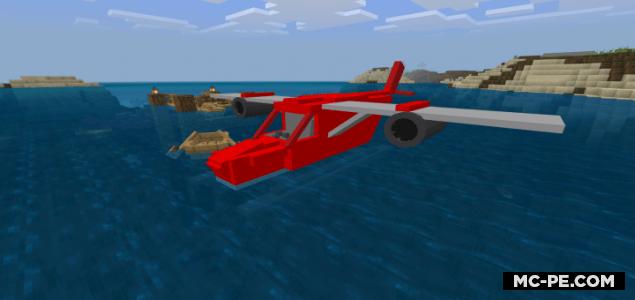 Самолёт-амфибия [1.16] [1.15] [1.14] (Water Jet)