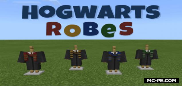 Мантии волшебников Хогвартса [1.16]