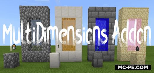 Мини-измерения с боссами [1.16]