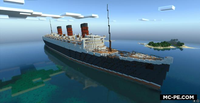 Корабль Королева Мэри [1.16]